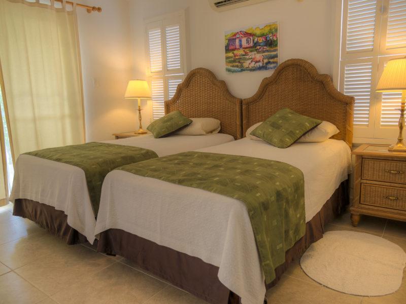Shoal Bay Villas beach-front apartments on Shoal Bay in Anguilla