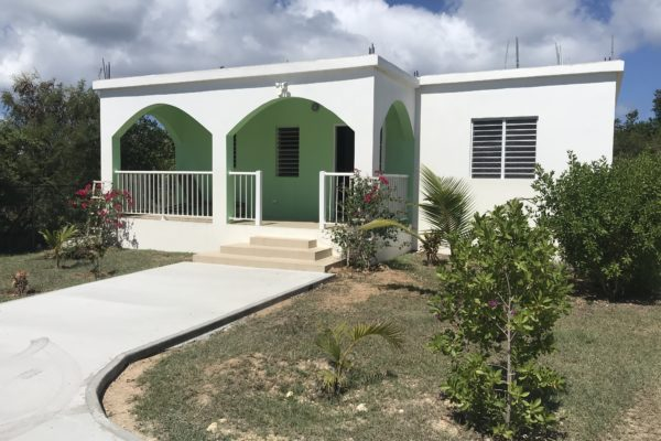 One bedroom vacation home for rent in Anguilla