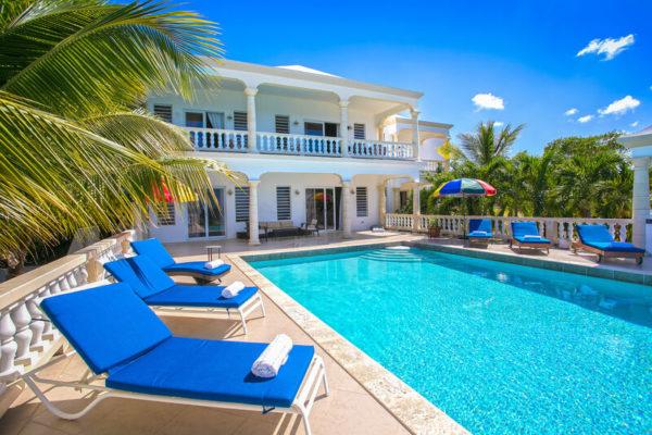 Sea Rocks 5 bedroom villa for rent in Anguilla