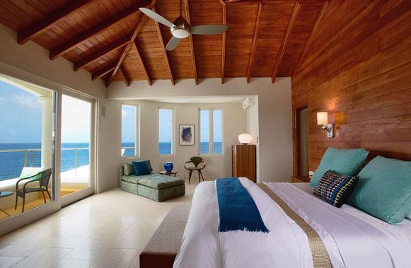 Sandcastle Pointe Villa Shoal Bay East Beach Anguilla 4 Bedroom Luxury Villa Rental
