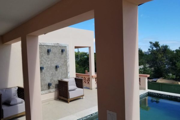 3 bedroom luxury apartment for rent Anguilla